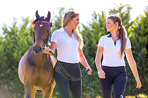 BARE Equestrian photo session