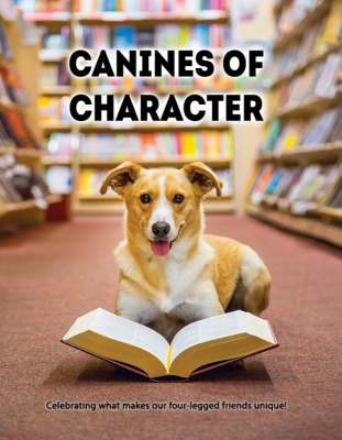 Canines of Character coffee table book